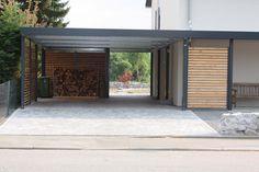 die besten 25 carport metall ideen auf pinterest. Black Bedroom Furniture Sets. Home Design Ideas