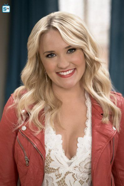 Emily Osment as (Gabi) #YoungAndHungry