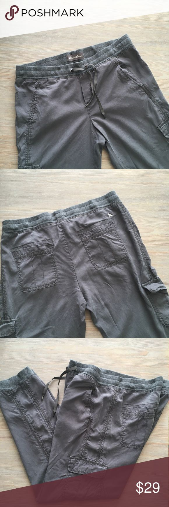 Eddie Bauer Tencel Cuffed Joggers S Eddie Bauer Pants Track Pants & Joggers