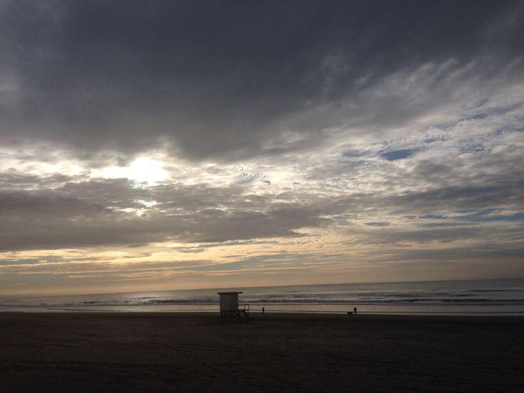 Valeria del Mar * Provincia de Buenos Aires * costa Argentina * Argentine * tempranito en otoño....