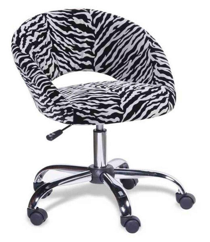Scintillating Makeup Vanity Zebra Chair Ideas - Best image 3D home ...