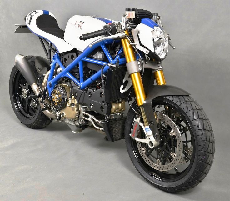 "Ducati 1098 S ""Malizia"" by Shed-X Customs"