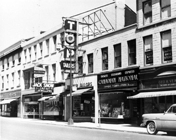 Old Kingston.