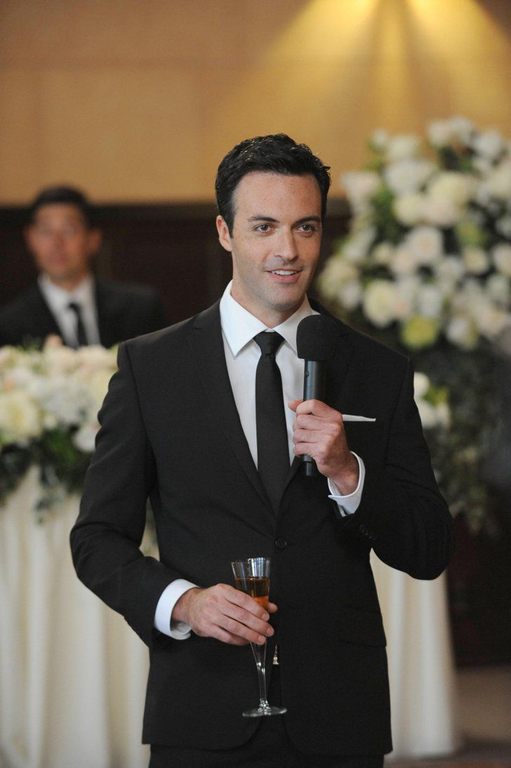 Pin for Later: Here's What's in Store for New Girl's Season Premiere  Reid Scott does make a pretty good-looking best man.
