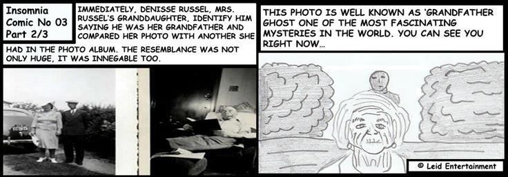 Insomnia - Comic No 03 - Part 2/3