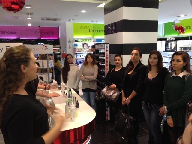 Workshop Skincare - 27 novembre 2012