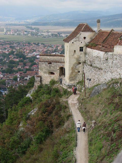 Râşnov Fortress, Râşnov, Romania