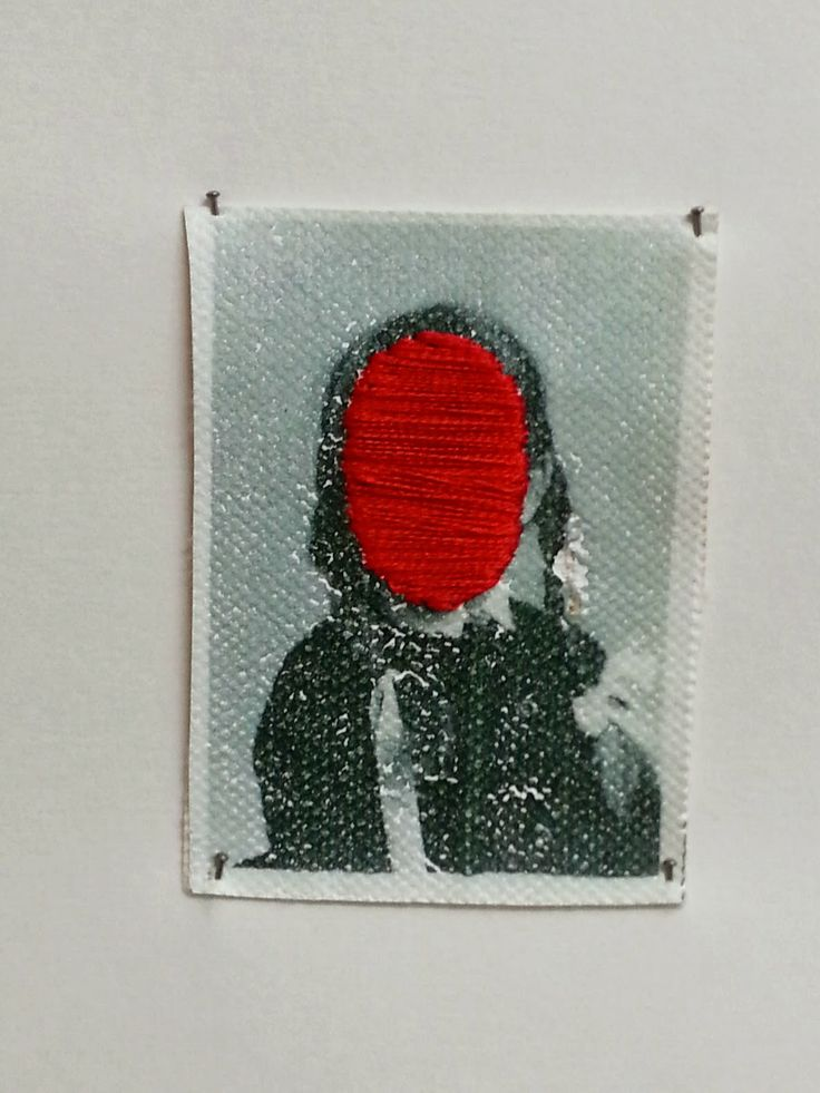 stitch therapy - image transfer