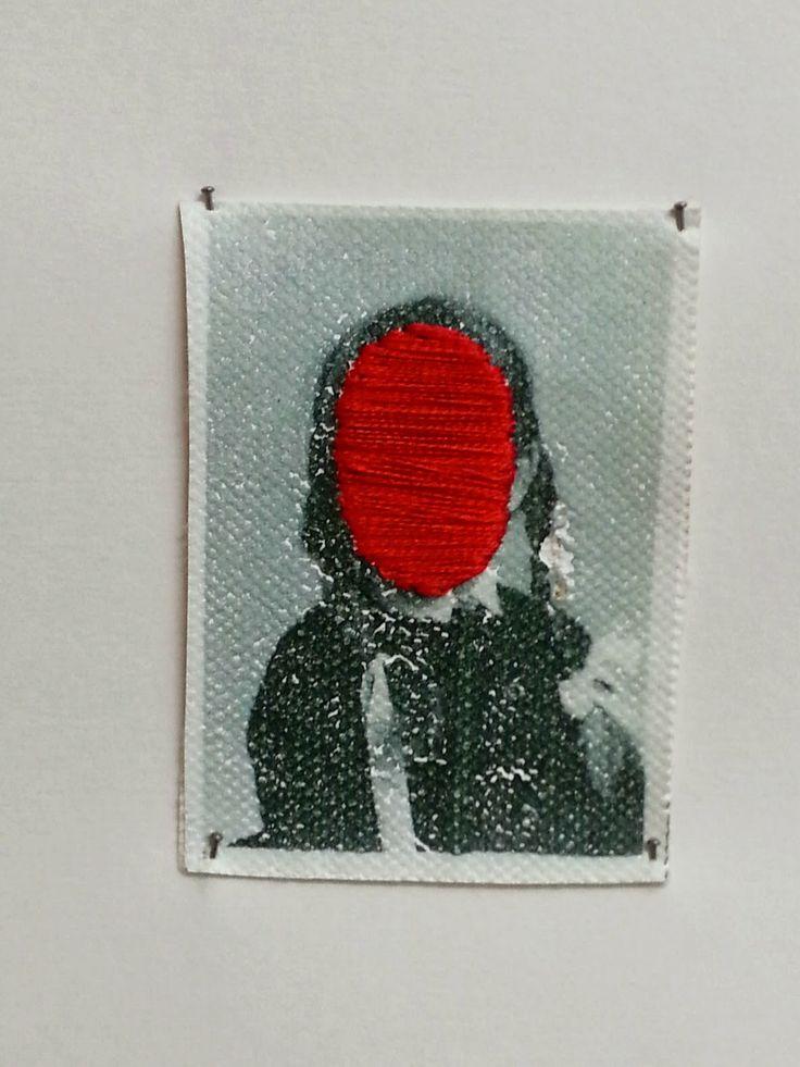 stitch therapy - image transfer