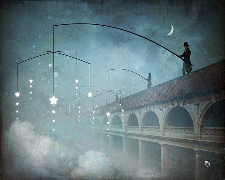Nightmakers by Christian Schloe