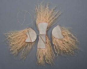 мастер класс парик для куклы из овчины                                                                                                                                                      More