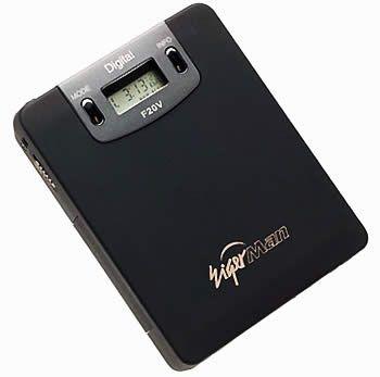 ➜ Le premier baladeur MP3 a
