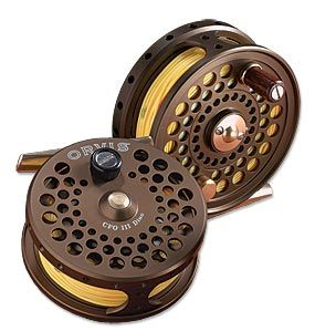Orvis CFO - thinking of one of these for my Hardy Lightweight 7' #3