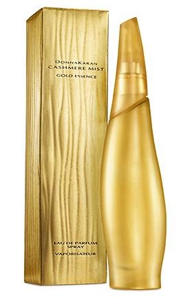 The newest flanker CASHMERE MIST GOLD ESSENCE comes as a luxurious version filled with warm golden nuances.