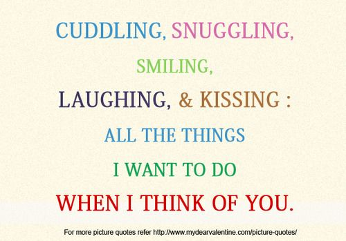Cuddling Quotes - Google Search