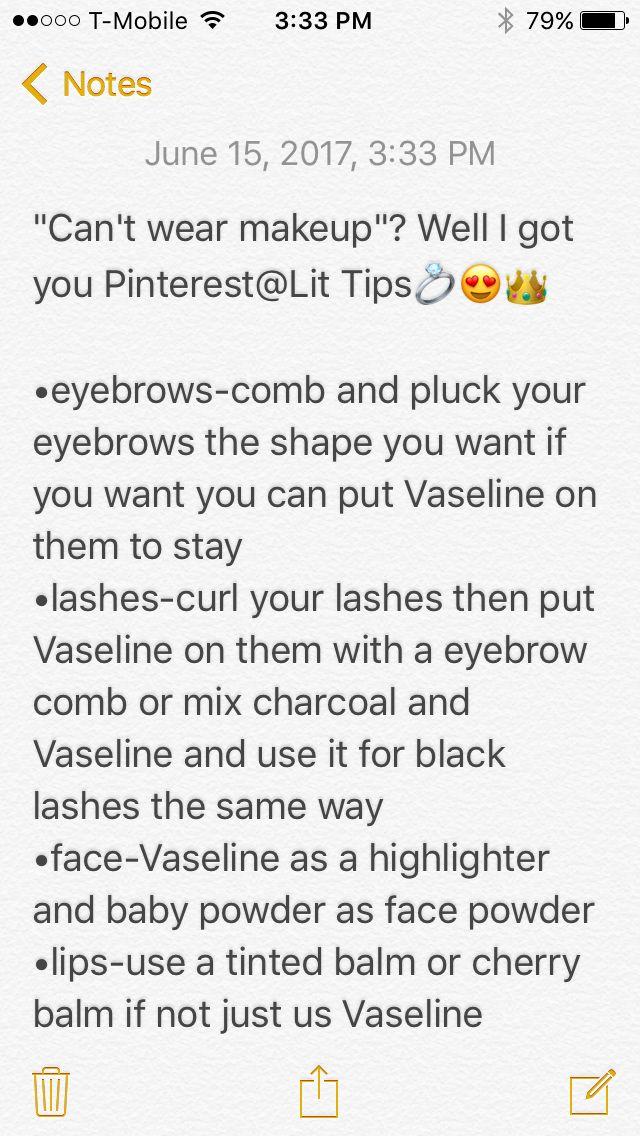 @ʟɪʟɢʟᴏɢɪʀʟ-this is so important for all my girlies who can't wear makeup ik it's hard😤😫💖