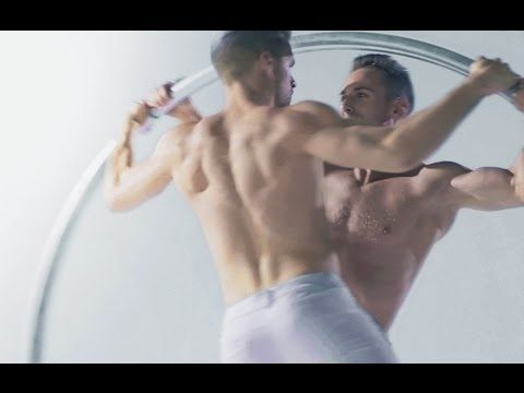 'Gay Acrobats' Create Stunning Visual Art, Sends Powerful Message of Love   Video   Accidental Bear
