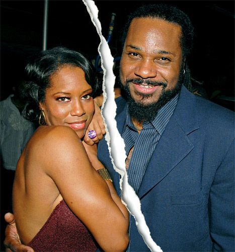 Regina King and Malcolm-Jamal Warner split