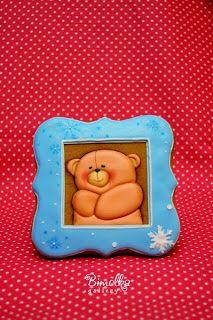 Bear. Master class by Даша Рокицкая.