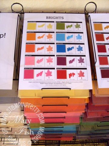 2 New Videos: Get Organized! - Mary Fish, My Fun & Chic Stampin' Up! Boutique!