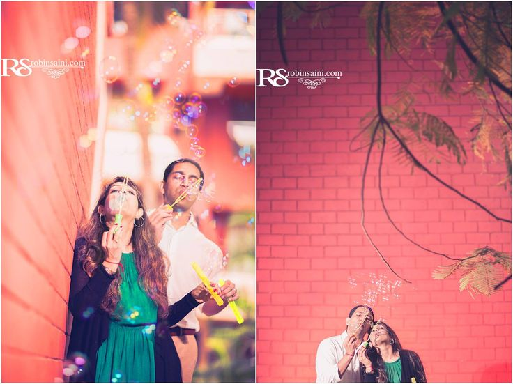 Fun And Fantastic Props Couples Can Add To Their Pre-wedding Shoot - BollywoodShaadis.com