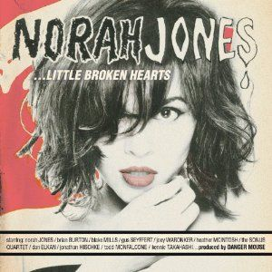 Norah Jones, produced by Danger Mouse.  Formidable combination!