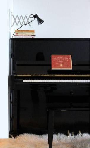 DOMINO:10 Sconce Hacks--No Electrician Needed! ~ETS #piano