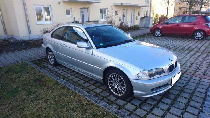 BMW 318 Ci mit Motorschaden
