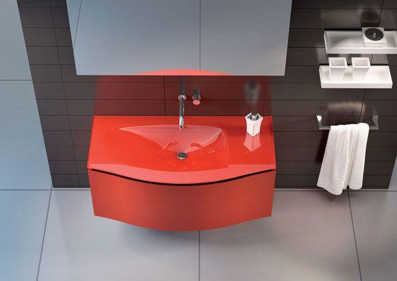 98 best Bathroom images on Pinterest Bathroom, Modern bathrooms - bilder in der k amp uuml che