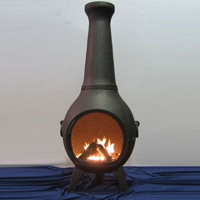 1000+ ideas about Modern Chimineas on Pinterest | Outdoor fire ...