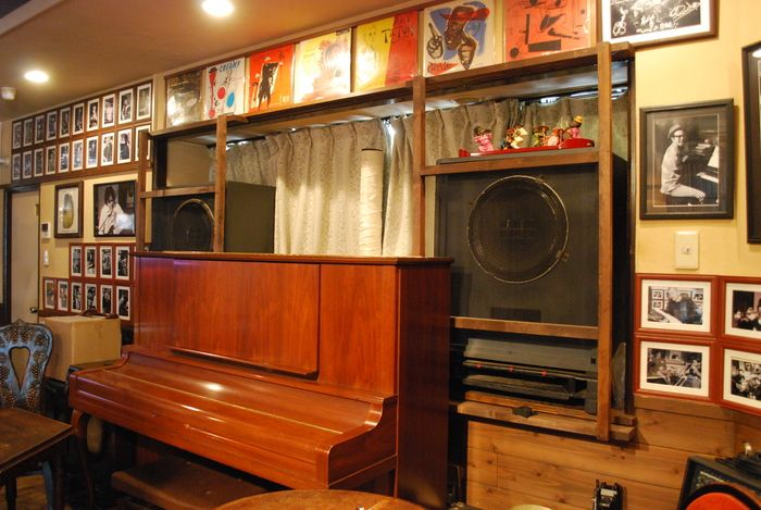 Jazz Cafe Murra 京都出町柳 http://jazzmurra.exblog.jp/