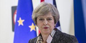 Britse premier May