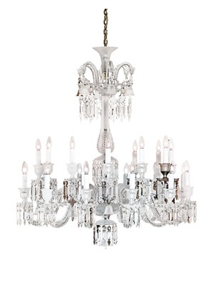 Crystal Fashion, Philippe Strack for Baccarat; baccarat.com