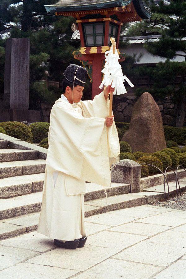 Shinto Priest | World Religions | Pinterest