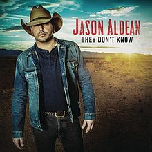 Jason Aldean, They Don't Know