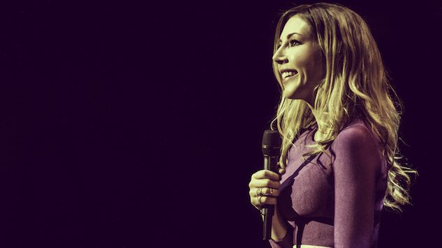 Entertainment and fun: Katherine Ryan's Funny, Uneven In Trouble
