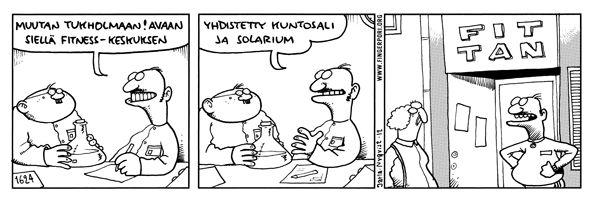 Fingerpori - HS.fi