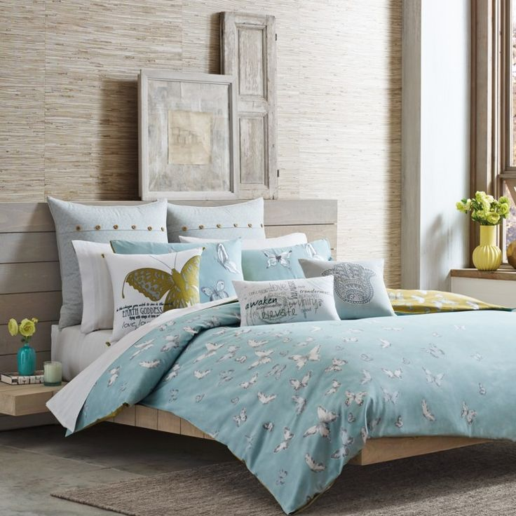 Under the Canopy Metamorphosis Full/Queen Comforter Set, Organic Cotton -  Bedding Collections - Bed & Bath - Macy's - 68 Best Under The Canopy Images On Pinterest The Canopy