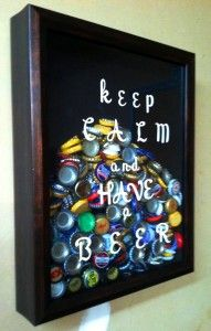 Father's Day DIY: Hobby Shadowbox http://www.househunt.com/news-realestate/fathers-day-diy/