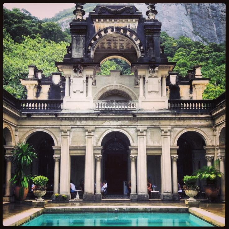 Parque Lage Rio, Brazil.