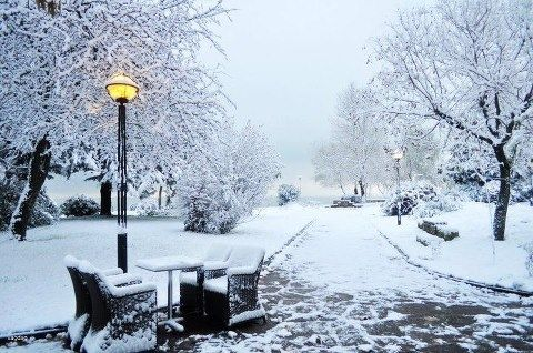 IOANNINA-Winter.(GREECE)