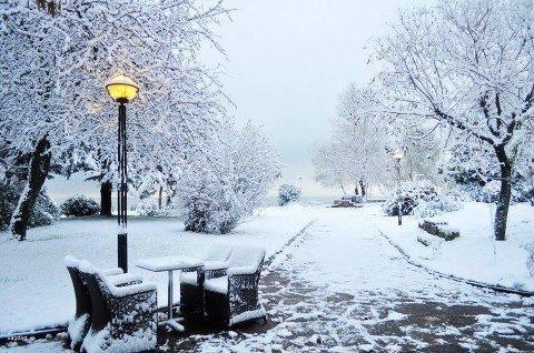 IOANNINA-Winter.(GREECE)