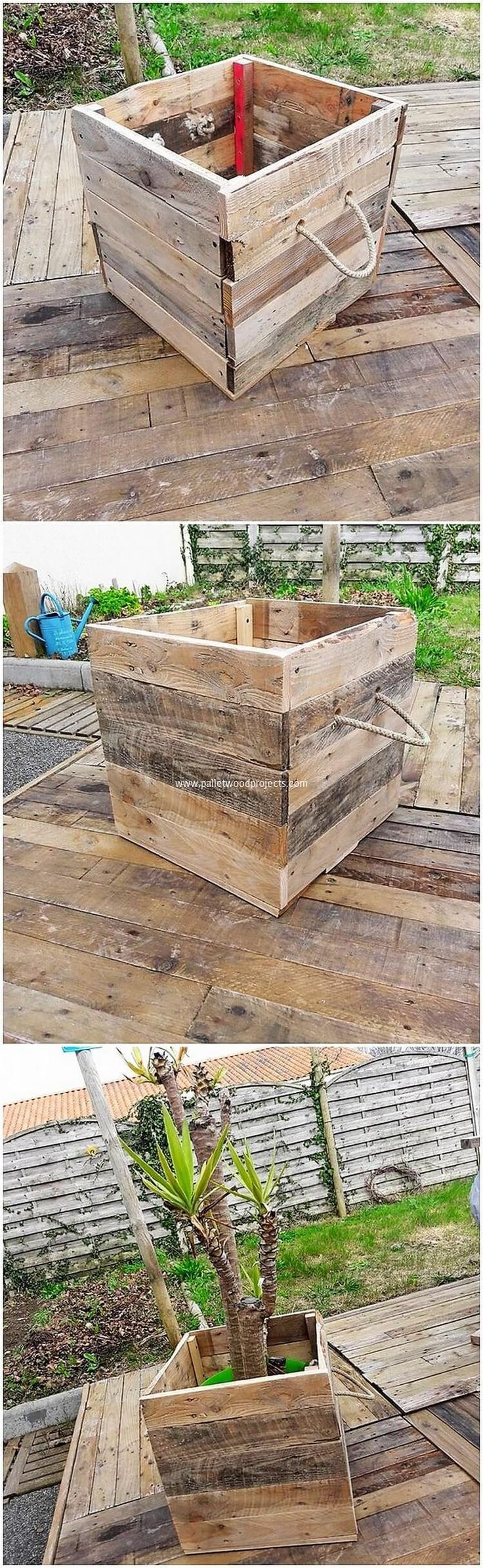Remarkable Wood Pallets Recycling Ideas | Wood pallet ...