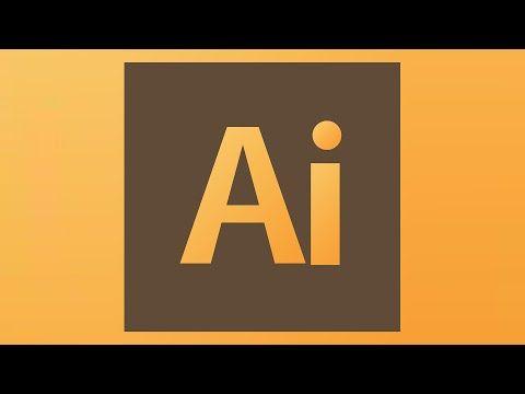Névjegykártya tervezés Illustratorban - YouTube