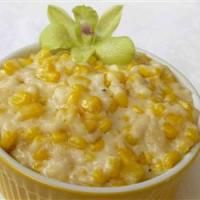 Julia's Creamed Corn