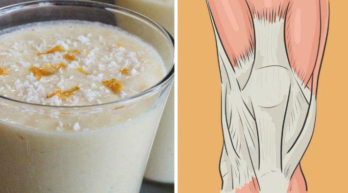 Výborný koktail, ktorý nedovolí vašim kĺbom zostarnúť, navyše je veľmi výživný a má vynikajúcu chuť | MegaZdravie.sk