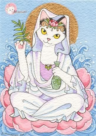 https://i.pinimg.com/736x/ce/52/3a/ce523a5f25602ac7d3e0b739b4b5be9f--bodhisattva-white-cats.jpg