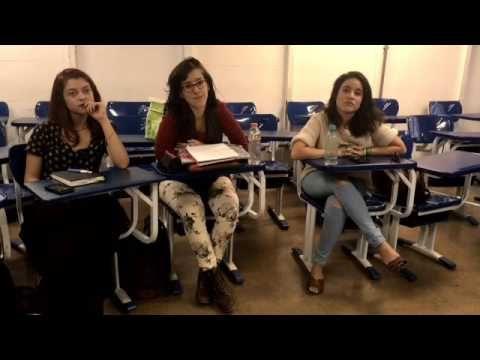 Fechamento da disciplina: Cinema e Psicanálise - UnB - parte 2