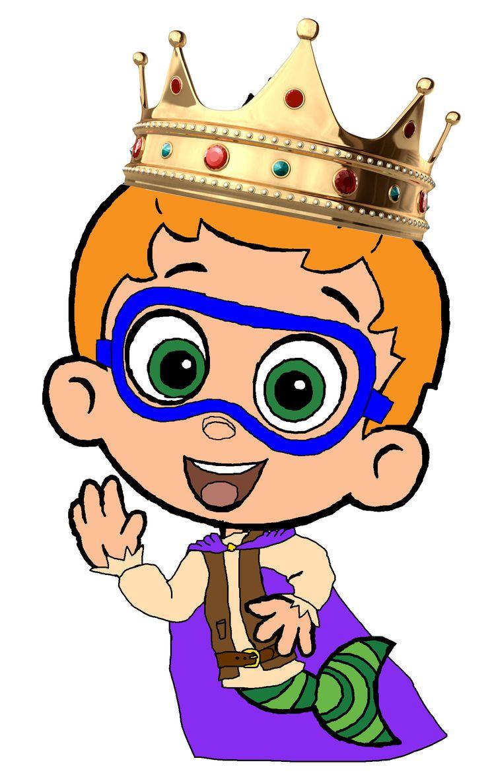Prince nonny bubble guppies 32533776 1333 png image 1333 2149 pixels children - Bubulles guppies ...