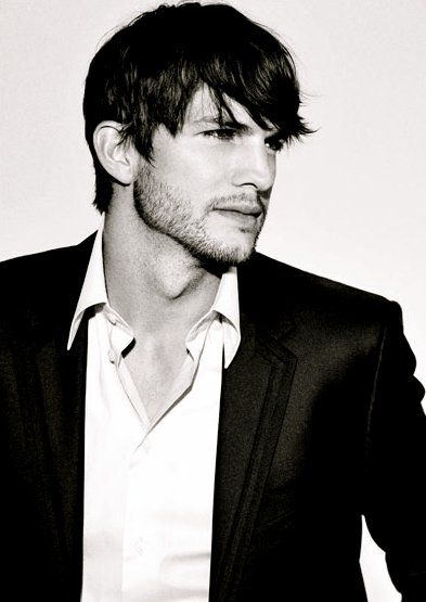 Ashton Kutcher. My main man.
